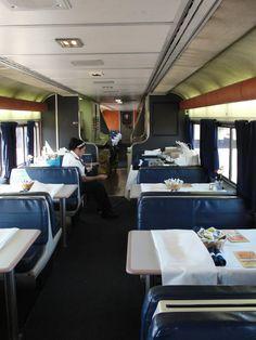 Dining Car, Southwest Chief 2012