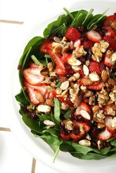 Yummy summer salads!! #salad