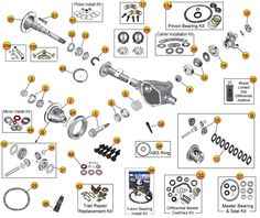 15 best Jeep JK Parts Diagrams images on Pinterest | Morris 4x4 ...