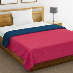 Buy Cotton Comforters online from WoodenStreet#comforters #bedcomforters #comfortersonline #cottoncomforters #accomforters #summercomforters #bestcomforters Cool Comforters, Comforters Online, Wooden Street, Buy Bed, Cotton Bedding, Double Beds, Comforter Sets, Bed Sheets, Home Furnishings