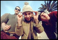 """A New Day Dawning: How """"Check Your Head"""" Invented the Beastie Boys Music Love, Music Is Life, Good Music, My Music, Ze Frank, Adam Yauch, Beastie Boys, Influential People, Boy Photos"""