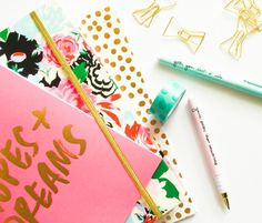 How to Reduce Anxiety With Bullet Journaling Truth be told, the original bullet journals are super boring. When I first saw them last year, I was just like no. Then, I noticed (on Pinterest, of cou…