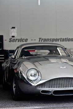 Aston Martin by Zagato -  DB4 GTZ