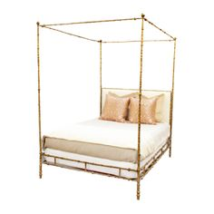 Diego Bed Cal King Sculpted Iron Frame w/Upholstered Headboard-76.5w x 88.25d x 94.5h
