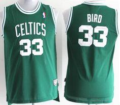 e19414ea4f3 NBA Kids Boston Celtics 33 Larry Bird New Revolution 30 Swingman Red Youth  Jersey