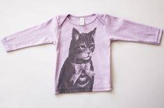Cecilia loves these shirts...she has three of them from baby gap. But this one is super uper cute!