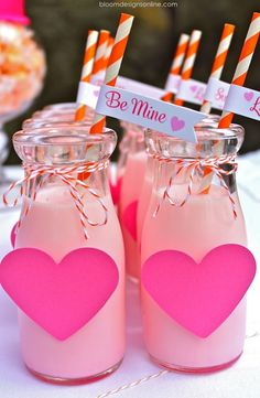valentine's party idea and printables