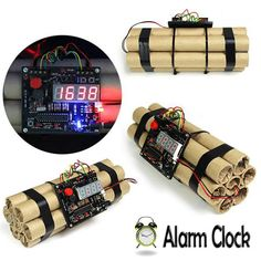 1000 images about cool gadget for home appliances on pinterest led grow lights and - Unique alarm clocks for teenagers ...