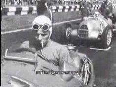 Italian Grand Prix 1934 highlights