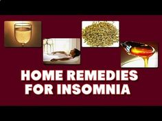4 Home Remedies For Insomnia - Learn How to Outsmart Insomnia! CLICK HERE! #insomnia #insomniaremedies #sleeplessness Not getting sleep? Try these easy home remedies so you sleep like a baby! Fine Living is a lifestyle channel which will be your one-stop for a perfect and healthy lifestyle. Subscribe to the channel and enjoy... - #Insomnia