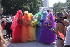 rainbow drag queens