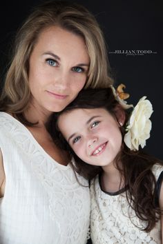 Mother Daughter Portraits Glamour photography  glamour shot inspiration sue bryce inspired mentor Mother's Day gift