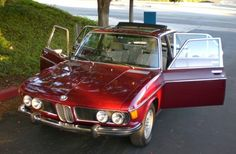 Learn more about Right-Hand-Drive 1972 BMW 2500 on Bring a Trailer, the home of the best vintage and classic cars online. Bmw E28, Bmw Isetta, Bmw For Sale, Bmw M Series, Bmw Motors, New Class, Classic Cars Online, Motor Car, Wheels
