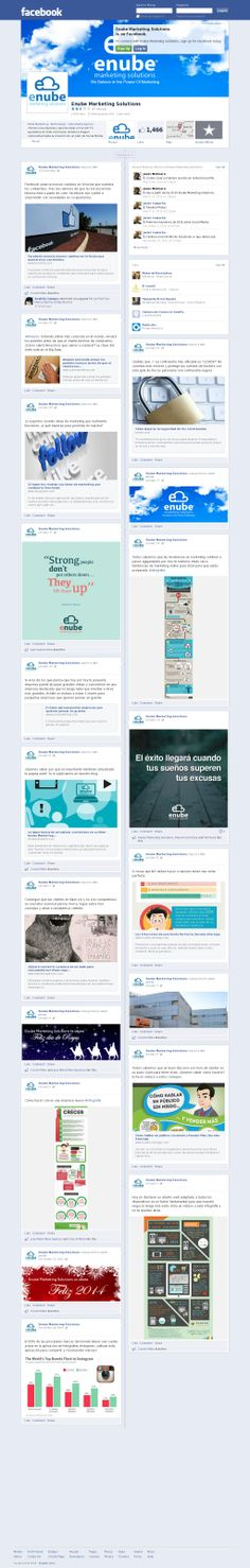 ¡Estamos en Facebook! ¿Nos sigues? https://www.facebook.com/enubesolutions?hc_location=timeline