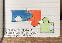 how do you deal with differences? - Henk-Jan Room