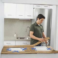 Photo: Kolin Smith | thisoldhouse.com | from How to Install a Butcher-Block Countertop