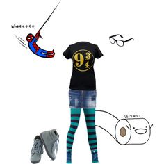 """Unbenannt #105"" by kalea-bane on Polyvore"