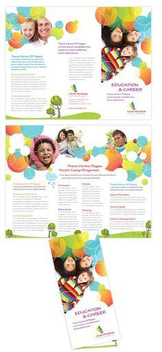 Restaurant Menu - Flyer PSD Template + Facebook Co by Webstroy80 - diabetes brochure template