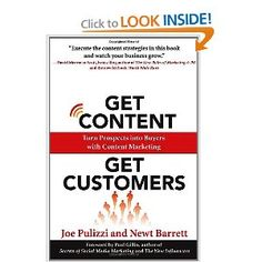 """Read """"Get Content Get Customers: Turn Prospects into Buyers with Content Marketing"""" by Joe Pulizzi available from Rakuten Kobo. Connect to customers with compelling content! The rules of marketing have changed. Instead of loud claims of product sup. Inbound Marketing, Business Marketing, Content Marketing, Marketing Books, Internet Marketing, Social Media Books, This Book, How To Plan, Tips"""
