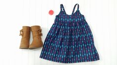 Fan Friday: What a Gem Dress by Kenzie & Co. | Camelot Fabrics. Freshly Made