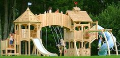 Awesome play ground!