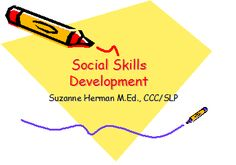 Social skills group outline and lessons  For students with autism.
