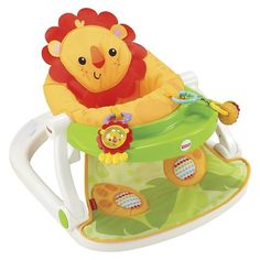 Fisher Price Sit Me Up Floor Seat With Tray Baby Seats Walmart