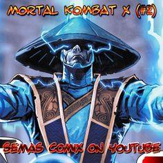 #DC #Comics #Mortal #Kombat #X (2_5)