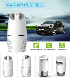 d72dbc32b Olansi Best Portable Mini Car Ionizer Air Purifiers With Hepa Filter Is  Good For Your Car