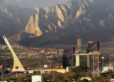 Bridge over waterless river... and la Huasteca; more awesome mountains in Monterrey!