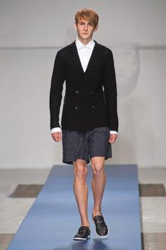 Kolor Spring 2013 Menswear Collection - Fashion on TheCut