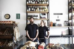A local shop for local people is serving the Harringay community with food, drink and... vinyl?... http://www.we-heart.com/2015/02/25/harringay-local-store-london/
