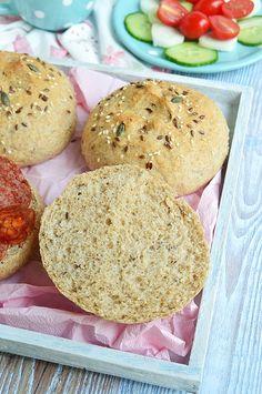 Bread Bun, Three Little Pigs, Low Carb, Buns, Food, Recipes, Diets, Bread Rolls, Eten