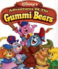 Gummi Bears. Quite possibly my favorite show as a child.