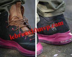 e3f300974aff Nike LeBron X EXT Denim Nike Lebron