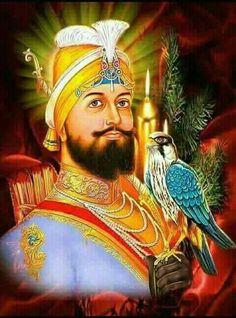 Guru Gobind Singh Ji Wallpapers Free Download Guru Gobind Singh