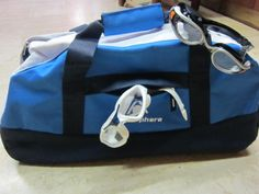 aquasphere  borsa e occhiali new edition