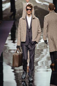 Défilé homme Louis Vuitton Automne-hiver 2013-2014 #PFW #parisfashionweek
