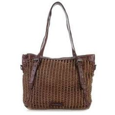 83d42f43d5 FredsBruder Sunny Handbag softly grained cowhide camel