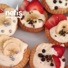 Meyveli Minik Tartaletler
