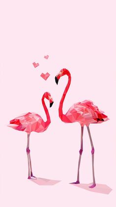 For Michelle Schmidt :) Low-Poly Flamingos Flamingo Tattoo, Flamingo Art, Pink Flamingos, Flamingo Pattern, Tumblr Wallpaper, Wallpaper Backgrounds, Iphone Wallpaper, Flamingo Wallpaper, Flamingo Birthday