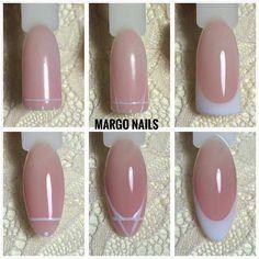 nail art diy / nail art designs & nail art & nail art designs easy & nail art videos & nail art designs for spring & nail art designs summer & nail art tutorial & nail art diy Nail Art Hacks, Gel Nail Art, Nail Art Diy, Diy Nails, Acrylic Nails, Nail Polish, Gel Manicure, Nail Drawing, Nagel Hacks