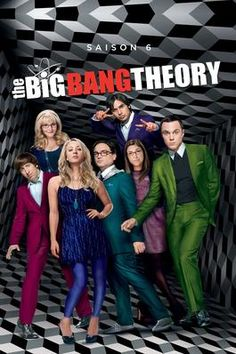 The Big Bang Theory : Saison 6 streaming VOD | Nolim Films