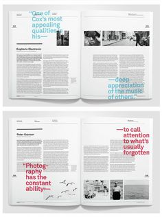 Spread Magazine / Kent Miller - Layout - Desings World Magazine Layout Inspiration, Layout Design Inspiration, Magazine Ideas, Page Layout Design, Magazine Layout Design, Ppt Design, Book And Magazine, Graphic Design Layouts, Book Layout