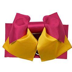 666b6f87ba0 KYOETSU Women's Easy Plain Obi Belt for Japanese Yukata Kimono Japanese  Yukata, Yukata Kimono,