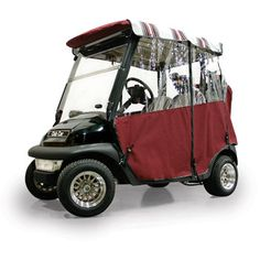 New cover for our ezgo golf cart