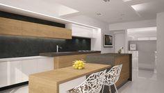 PR8 (proyecto residencial): revestimientos + mobiliario + cocina + iluminación + puertas y armarios #dgla #caracas #render