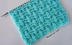 Kapi duvar desen le ok az blnen rg hobi atlyes rg tuhafye nurtacdan_orguler fotky a videa na u Knitting Charts, Baby Knitting Patterns, Knitting Stitches, Knitting Designs, Free Knitting, Crochet Patterns, Crochet Double, Crochet Simple, Knit Crochet