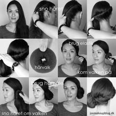 Lidt hår inspiration