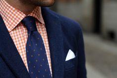 2 texturas diferentes y dos colores.  #fashion #men #style #tie #suit #hombre #moda #estilo #corbata #traje